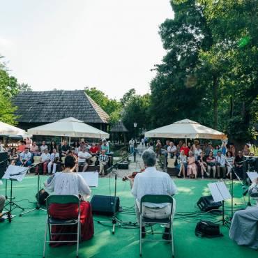 Un nou concert Imago Mundi la Muzeul Satului