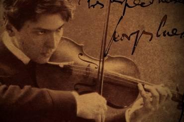 George Enescu, compozitor si interpret